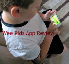 Educational Apps for Your Wee Kids