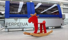 ®Perpetua Muebles  #perpetua #muebles #infantil #caballito #juguete #madera   Más información o para ver todo el catálogo www.perpetuamuebles.com