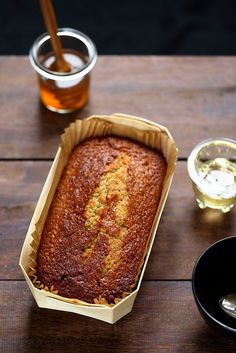 Delicious Honey Cake baked in Panibois Cake Au Miel, Honey Cake, Caramel Apples, No Bake Cake, Just Desserts, Food Pictures, Dairy Free, Bakery, Good Food