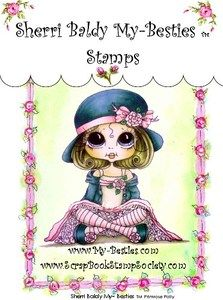 My Besties Stamps - Primrose Polly