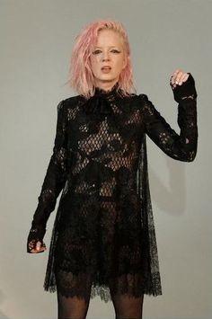 Shirley Manson. Shot by Michael Hauptman