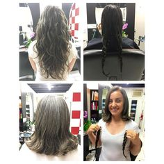 Locks of Love hair donation 10' inches cut off ✂️