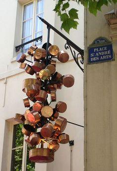 place Saint-André-des-Arts - Paris 6ème