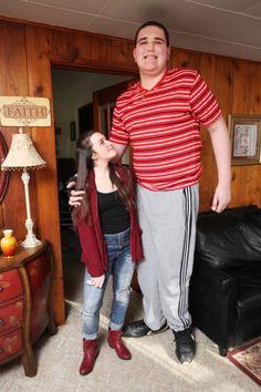 Broc Brown ladolescent le plus grand du monde  2Tout2Rien