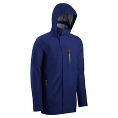 The GORE-TEX® Altum is the ideal jacket for urban adventures in any weather. It's constructed with GORE-TEX® 2-layer fabric that's durable, waterproof and windproof, with a fully-lined longer length and pack-away hood to keep the weather out with style.