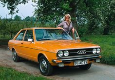 Audi 80 GL 1972