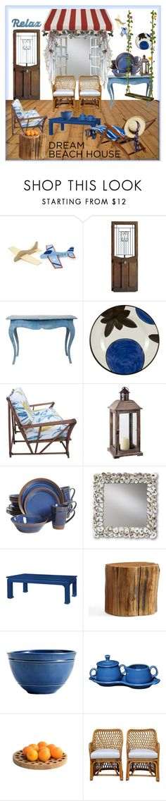Cottage By The Sea M Kints Liked On Polyvore Featuring Interior