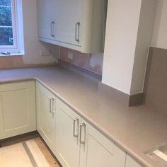 Magnifico De Lusso Quartz Worktops - Urban Quartz - Rock and Co Granite Ltd Kitchen Worktop, Kitchen Cabinets, Quartz Rock, Work Tops, Granite, Worktop Ideas, Urban, Image, Google