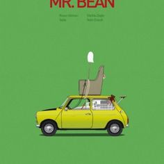 Cars and Films: Mr. Bean