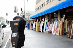 MADE - guide to shopping in LA's garment district. I've been a few times and it's always overwhelming. I will study this and plan a trip soon!