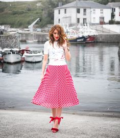 Midi Skirt, Skirts, Vintage, Style, Fashion, Swag, Moda, Stylus, Skirt