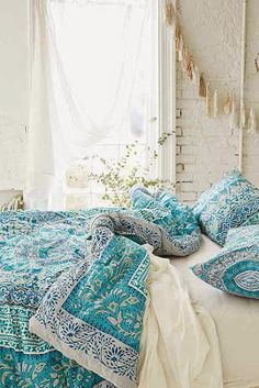 Boho Chic: New Arrivals in Bedding, Art, Rugs, and Accessories