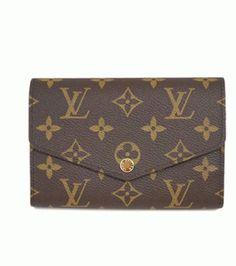 LOUIS VUITTON  ルイヴィトン 財布 ファスナー付き小銭 モノグラム ポルトフォイユ・サラ コンパクト M61292