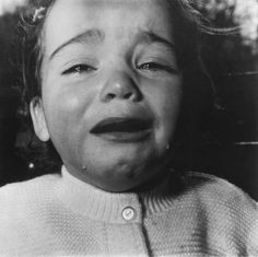 Bid now on A Child Crying, N. by Diane Arbus. View a wide Variety of artworks by Diane Arbus, now available for sale on artnet Auctions. Lee Friedlander, Diane Arbus, Marlene Dumas, August Sander, Berenice Abbott, Black And White Portraits, Black And White Photography, Famous Portrait Photographers, Gropius Bau