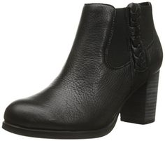 Sperry Top-Sider Women's Dasher Leah Boot, Black, 6.5 M US -- Check out the image by visiting the link.