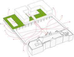 Galería de Segundo Lugar Concurso de Arquitectura Intervención Urbana 2014 / México - 13