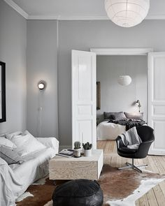Our Nordic themed inspiration for the Living Room Designs, Living Spaces, Beautiful Houses Interior, Piece A Vivre, Cool Rooms, Interior Design Inspiration, Interior Styling, Home And Living, Interior Architecture
