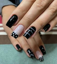 65 Trend Gel Nails Ideas - Beauty for Life Classy Nails, Stylish Nails, Fancy Nails, Bling Nails, Pretty Nails, Hot Nails, Hair And Nails, Nail Polish Designs, Nail Art Designs