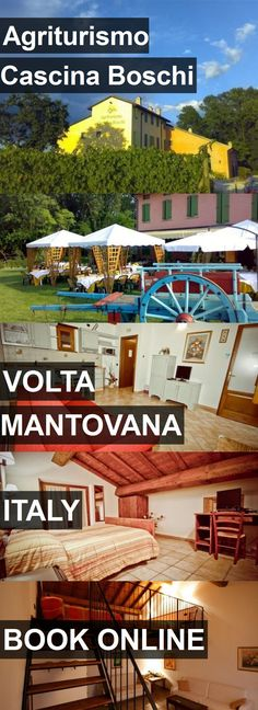 Hotel Agriturismo Cascina Boschi in Volta Mantovana, Italy. For more information, photos, reviews and best prices please follow the link. #Italy #VoltaMantovana #travel #vacation #hotel
