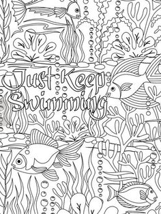 the affirmations coloring book pdf