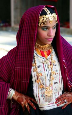 May Omani woman be clothed with the noble character of the Kingdom of God in the name of Jesus.