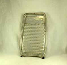 New to ChicMouseVintage on Etsy: 1930s Washboard - Morton SpeedWash - Aluminum - Laundry Room Industrial or Farmhouse Decor (25.00 USD)