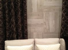 Nobilis faux bois wallpaper. Good Bones, Great Pieces.