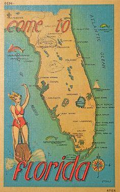 42 Best Florida Maps images