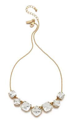 kate spade new york shaken & stirred mini necklace / shopbop.com