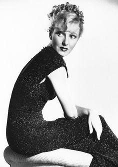 Jean Arthur, 1935.