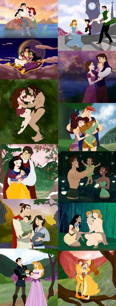 Happily Ever After (if you know to whom I owe credit for this, please let me know)
