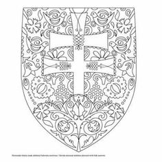 Diy And Crafts, Arts And Crafts, Flower Mural, Art Lessons For Kids, Free Coloring Pages, Girl Scouts, Color Patterns, Activities For Kids, Art Projects