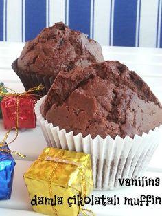 Çikolatalı kek,muffin bizim evin en sevilen keklerinden..Bugün bu muffinleri de, benim boncukl...