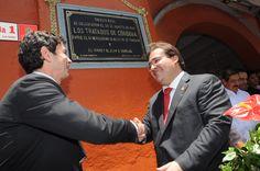 Durante la Ofrenda Floral y Guardia de Honor en el marco del 190 Aniversario de la Firma de los Tratados de Córdoba, el gobernador Javier Duarte de Ochoa recordó que el 24 de agosto de 1821 es una fecha histórica pues al firmarse los Tratados de Córdoba se reconoció la independencia de México.