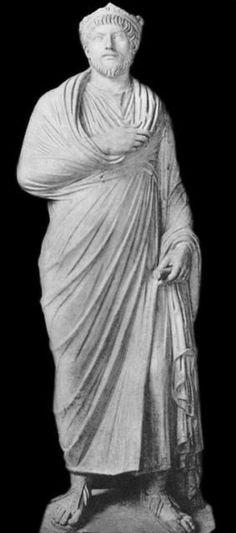 Image result for roman man pallium