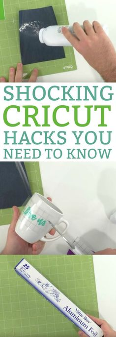 These Shocking Cricut Hacks You Need To Know are going to change your die cutting crafting game! Five different craft hacks that you definitely need to know for all of your die cutting projects. Shocking Cricut Hacks You Need to Know Cricut Ideas, Cricut Tutorials, Cricut Vinyl Projects, Cricut Explore Projects, Sewing Tutorials, Cricut Air 2, Cricut Help, Mason Jar Crafts, Mason Jar Diy