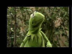 (Sesame Street) Kermit the Frog- I Wonder 'Bout the World Above
