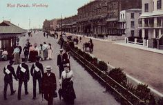 West Parade, Worthing