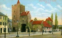 Marientor, 1908