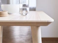 Apportez un #look #moderne et #scandinave à n'importe quelle pièce avec les #meubles #LISABO. http://www.ikea.com/fr/fr/catalog/categories/series/30662/ #IKEA #nouveauté #déco #décoration #design #bois #naturel #cuisine #table