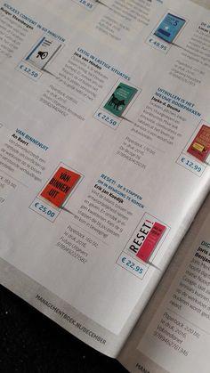 Leuk, het boek 'RESET!' van Erik Jan Koedijk in het nieuwe Managementboek Magazine. Het boek met 9 stappen om in beweging te komen verschijnt in februari 2017. #reset #erikjankoedijk #mgtboek #futurouitgevers