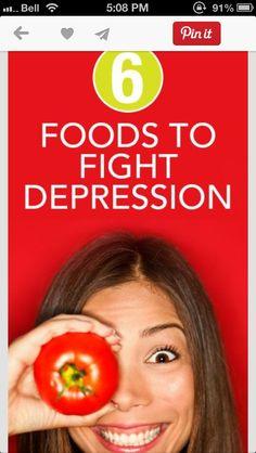 food fight depression
