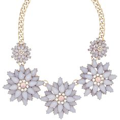 ALDO Siegelman ($25) ❤ liked on Polyvore featuring jewelry, necklaces, lilac, aldo, aldo jewelry and aldo necklace