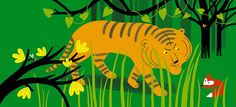 Tigre by Aurelie Guillerey, via Flickr