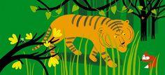 Tigre by Aurelie Guillerey, via Flickr