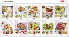https://nl.pinterest.com/libellelekker/  Libelle, een blad voor vrouwen van middelbare leeftijd, vol tips rond het huishouden en leuke receptjes. Via dit kanaal biedt libelle een leuk extraatje aan, zo gaan de uitgeknipte recepten ook niet steeds verloren