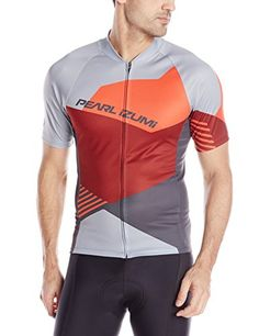 Pearl Izumi  Ride Mens MTB LTD Jersey Rush Shadow Grey Medium -- Check out this great product. (Note:Amazon affiliate link)