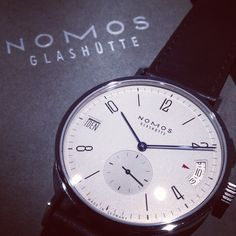 Nomos Glashutte | Tangomat GMT Watch