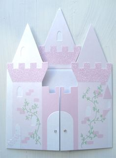 Princess Party. Invitation to the Castle