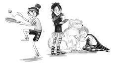 Illustrator Saturday – Chantelle and Burgen Thorne Bookstagram, Childrens Books, Illustrators, Africa, Princess Zelda, Teaching, Black And White, Artist, Artwork